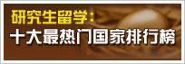 TOP10研究生海#外热门国家
